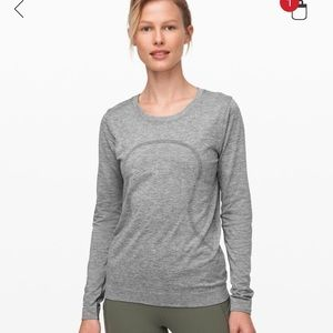 Swiftly relaxed long sleeve tee